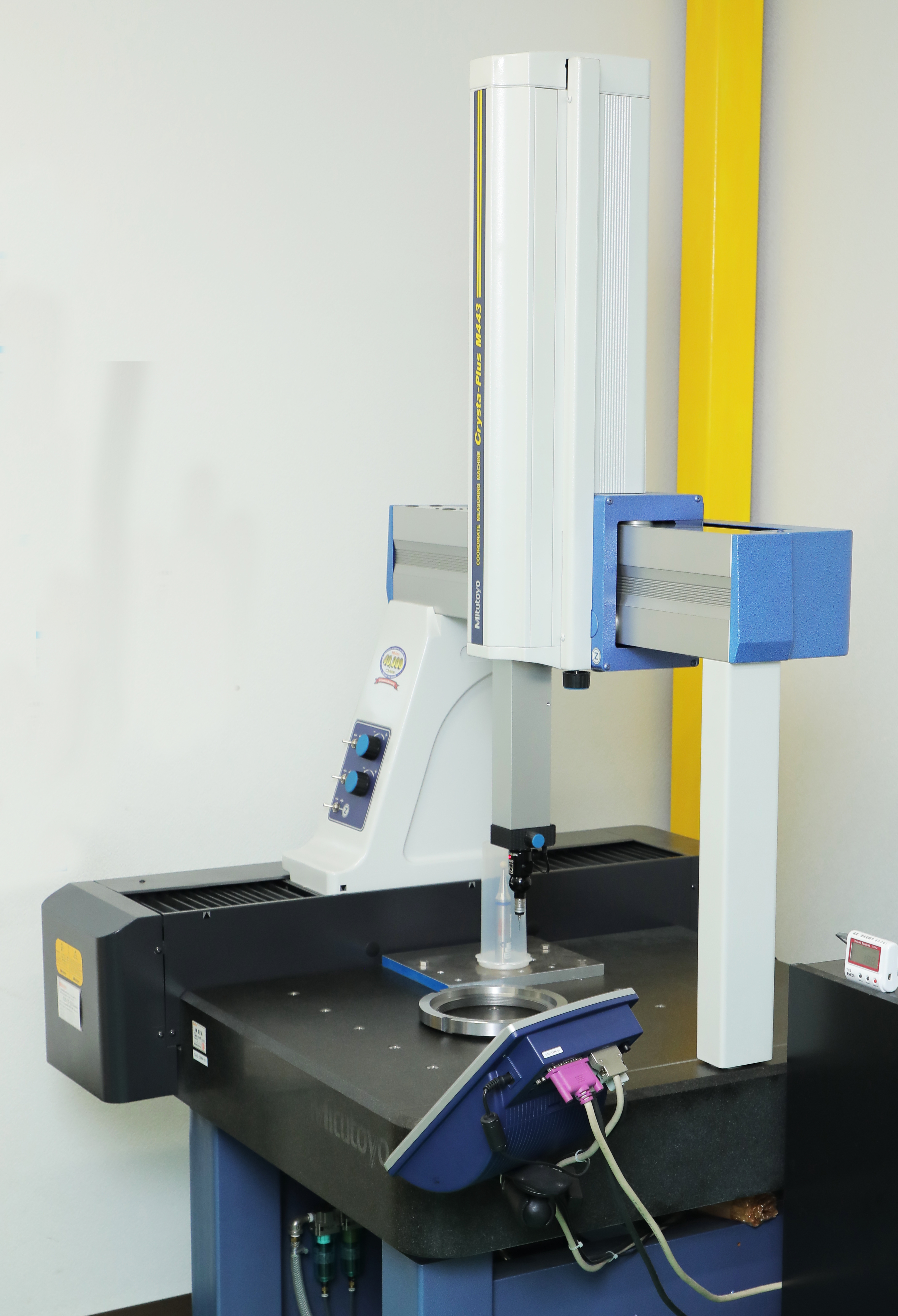 3D coordinate measurement device