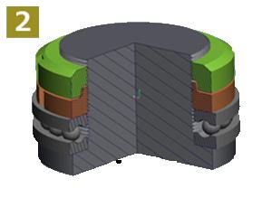 HLB ハードロックベアリングナット ゆるみ止め構造_02