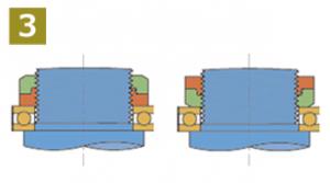 HLB ハードロックベアリングナット ゆるみ止め構造_03