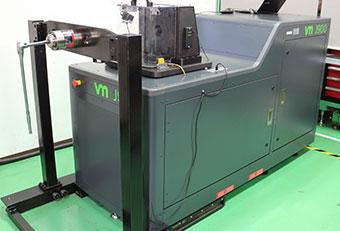 ユンカー式軸直角振動試験機JunkerVMJ900